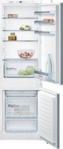 Вграден хладилник с фризер Bosch KIN86VS30 , 255 l, A++ , Статична